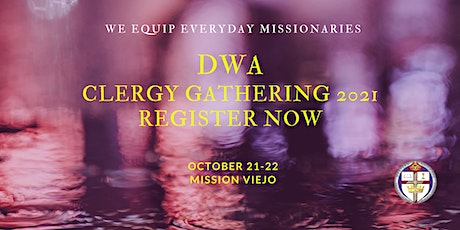 2021 Diocese of Western Anglicans Clergy Gathering tickets