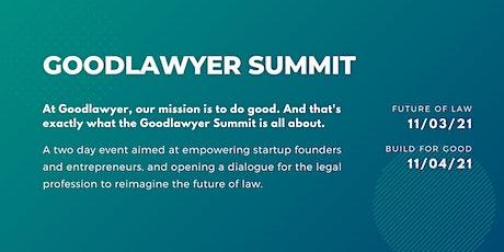 Pre-Registration: Goodlawyer Summit tickets