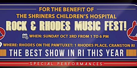 Rock & Rhodes Music Fest tickets