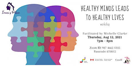 Healthy Minds leads to Healthy Lives tickets