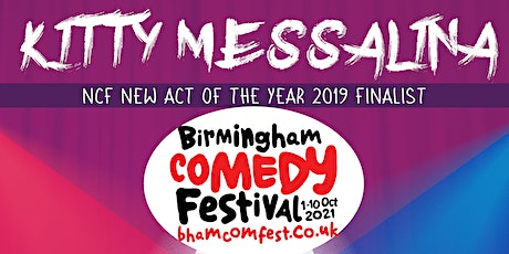 Is This Thing Turned On? (Work In Progress) Birmingham Comedy Festival 2021 tickets