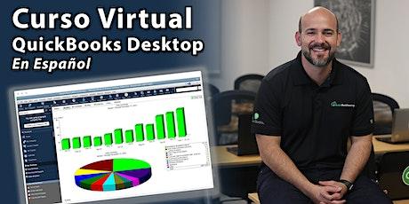 Curso Virtual de QuickBooks Desktop  por Quick Bookkeeping tickets
