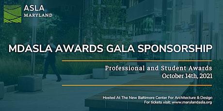 2021 Awards Gala!  Sponsorship Opportunities tickets