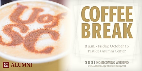 Homecoming 2021: Coffee Break tickets