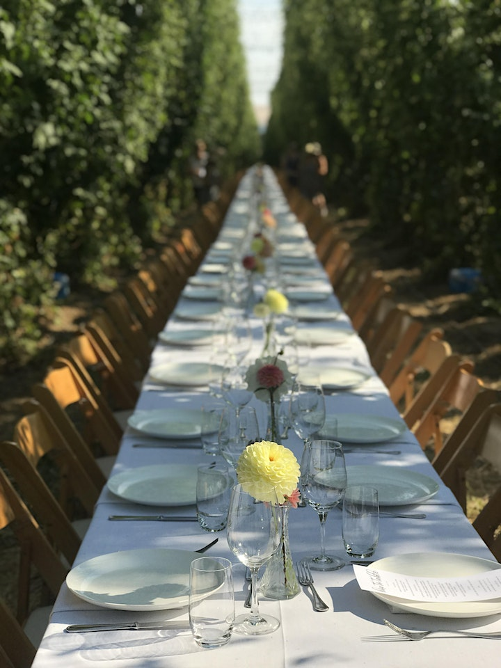 Fresh Hop to Table 2021 image