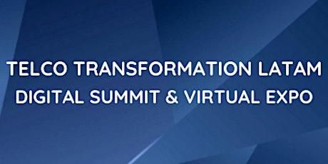Telco Transformation LATAM 2021 ingressos