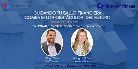 Cuidando Tu Salud Financiera-Combate Los Obstáculos  Del Futuro entradas