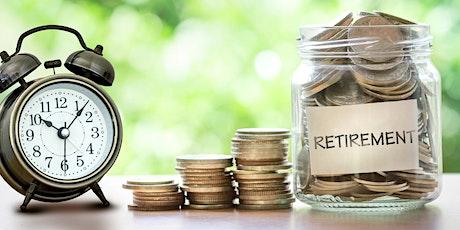 Taxes in Retirement Webinar tickets
