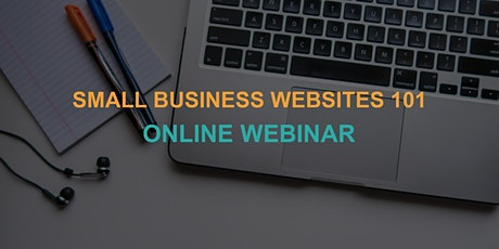 Small Business Websites 101 tickets