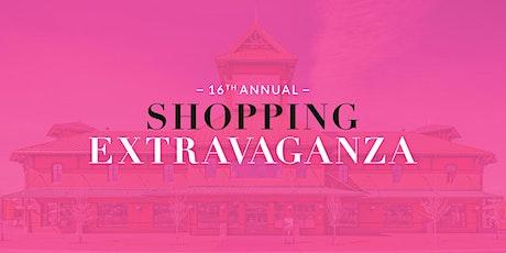 Shopping Extravaganza 2021 tickets