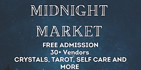 Midnight Market - Mystic Market tickets