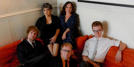 An Evening with The Flat Five tickets