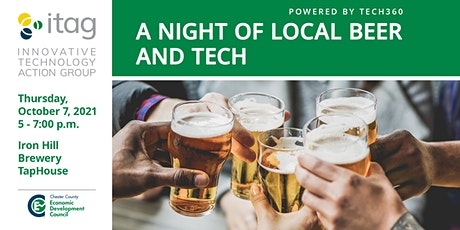 ITAG - A Night of Local Beer and Tech tickets