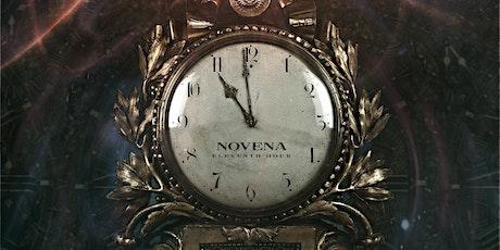 Novena Album (Re-)Launch Show tickets
