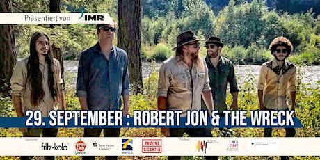 Robert Jon & The Wreck - Open Air Tickets