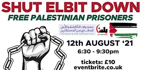 Free Palestinian Prisoners tickets