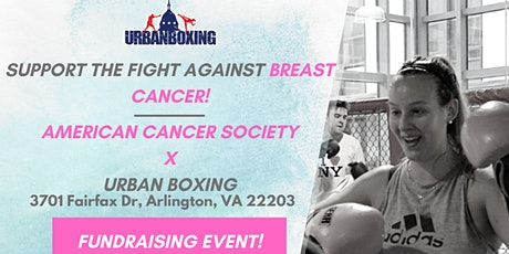 Urban Boxing X American Cancer Society tickets