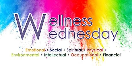 Wellness Wednesday 2021 tickets