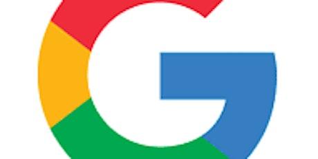 Google Docs and Sheets Basics tickets