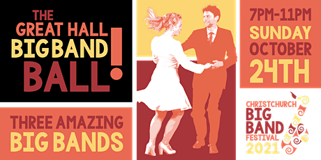 The Great Hall Big Band Ball tickets