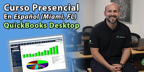 Curso en Miami de QuickBooks Desktop Octubre 2021 por Quick Bookkeeping entradas