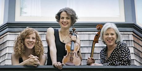 Sundays @ Four: Delphi Trio tickets