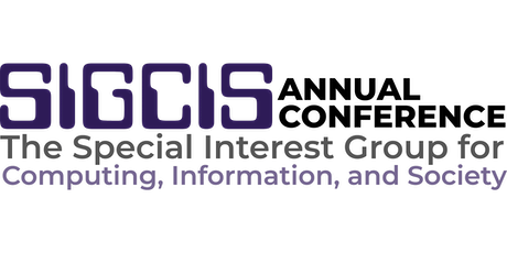 SIGCIS 2021 VIRTUAL CONFERENCE tickets