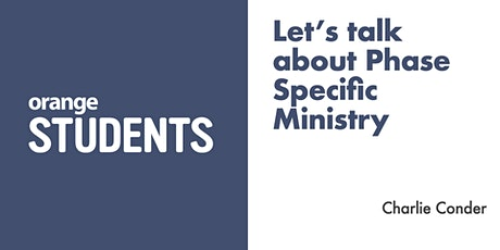 Let's Talk About Phase Specific Ministry tickets