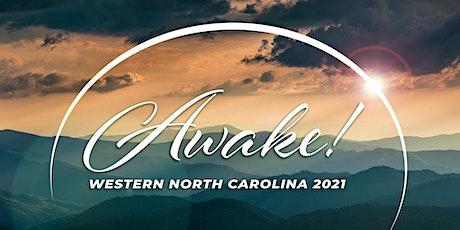 Awake! WNC 2021 Luncheon tickets