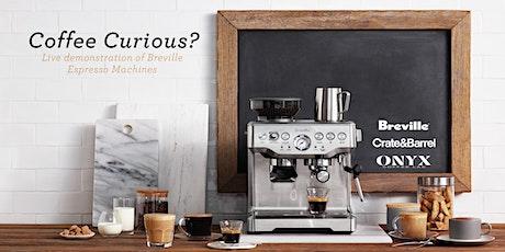 Espresso at Home Demo with US Barista Champion Andrea Allen tickets