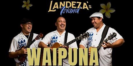 Waipuna at The House of Hawaiian Music (HOHM) Concord tickets