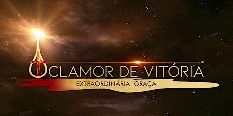 CLAMOR DE VITÓRIA 2021 ingressos
