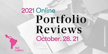 2021 Sur Gallery Portfolio Review tickets