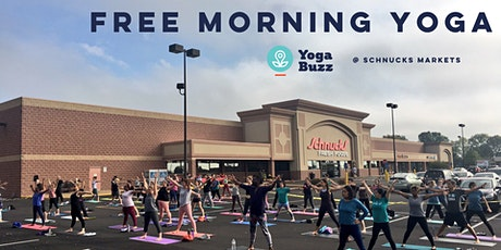 Free Morning Yoga at Schnucks Kirkwood tickets