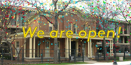Jane Addams Hull-House Museum  Re-Opening! tickets