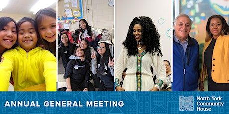 North York Community House - 31st Annual General Meeting 2021 tickets