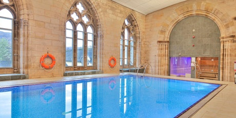The Highland Club Swimming Pool - 9am to 6pm tickets