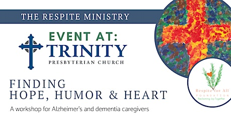 Finding Hope, Humor, and Heart in Caregiving tickets