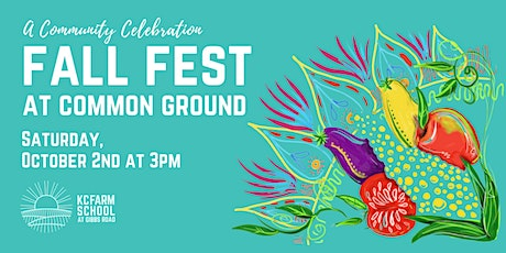 2021 Fall Festival at Common Ground tickets
