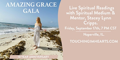 Gift of Spirit  Live Stage Event - Live Spiritual Readings - Online Ticket tickets