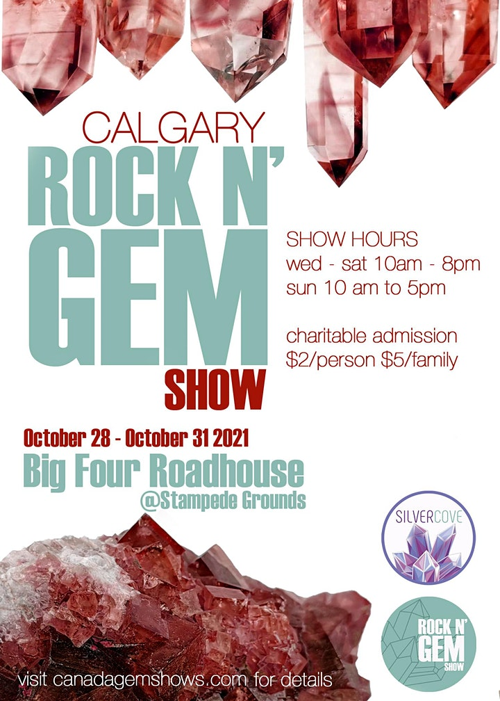 Calgary Rock N' Gem Show image