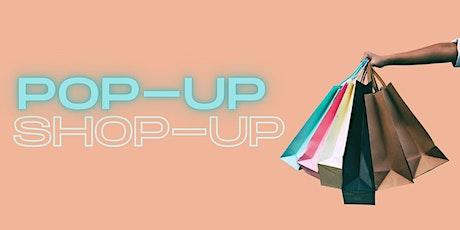 Pop-Up, Shop-Up tickets
