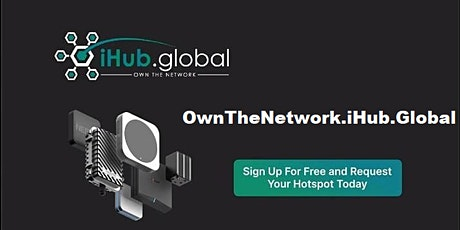 FREE Cryptocurrency & Disrupt the Telecom Cos w/ OwnTheNetwork.iHub.Global tickets