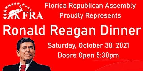 Ronald Reagan Dinner Daytona Beach tickets