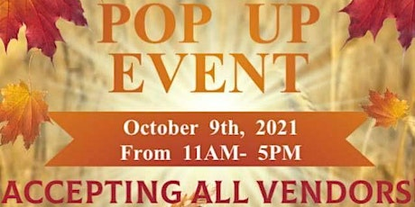 I Fit Out, LLC PopUp - Vendors Wanted - Oct 9th tickets