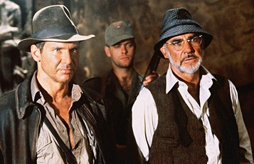 Indiana Jones and the Last Crusade tickets