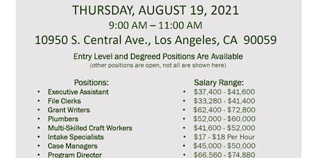 Career Job Fair tickets