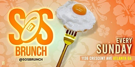 S.O.S Brunch   Every Sunday (12pm-6pm) tickets