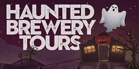 Four Peaks' Haunted Brewery Tours tickets