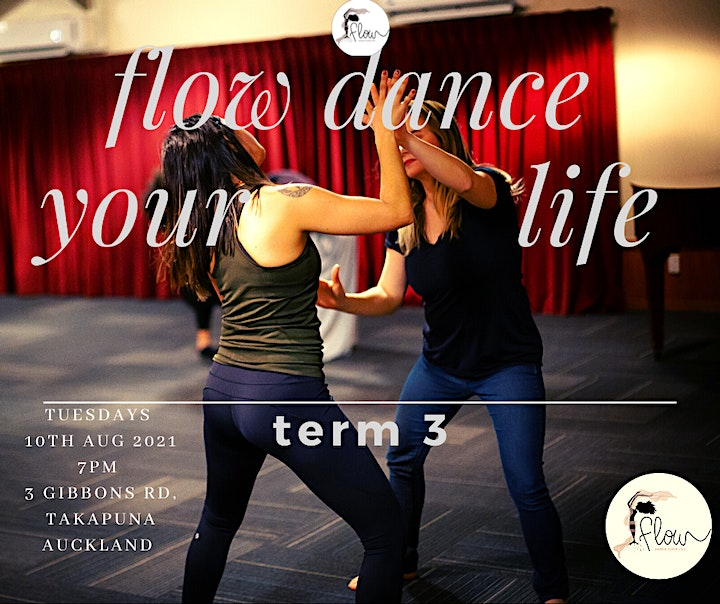 Dance Your Life, Term 3, 2021: Dance Movement Therapy image